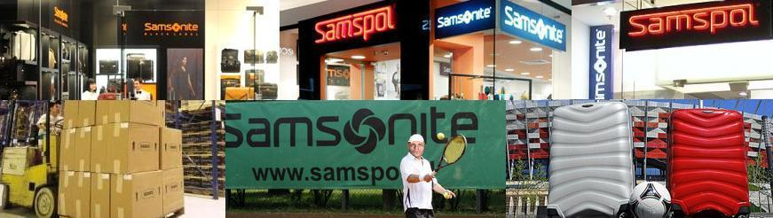 Samsonite Samspol