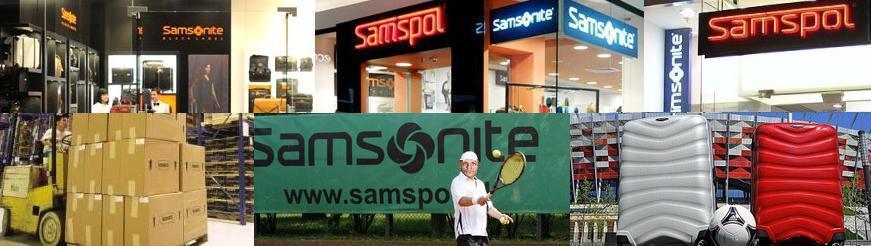 walizka Samsonite Samspol