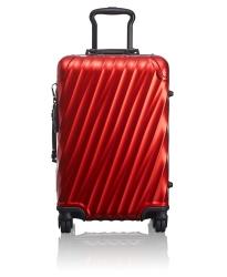 4679c71988e56 TUMI mała walizka na kółkach z aluminium International Carry-On 98817-7236  Promocja -