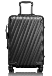 TUMI mała walizka na kółkach z aluminium International Carry-On 98817-4386